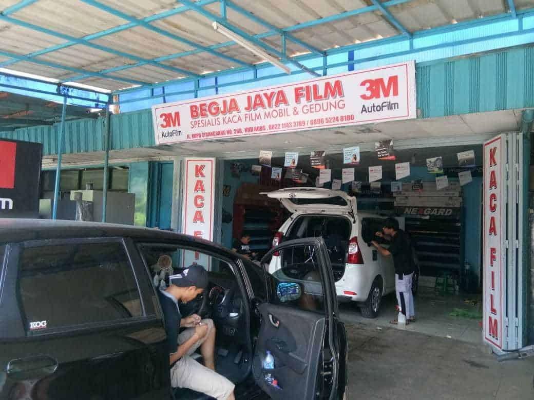 Kaca Film Mobil Bandung